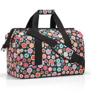 reisenthel allrounder L Reisetasche Tasche Sporttasche happy flowers MT7048