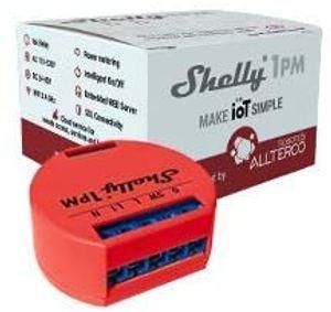 Shelly 1PM, WLAN Schalter mit Messfunktion