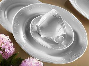 Kütahya Porselen CAPRICE 7810 24 Teile Porzellan Tafelservice Set CPR24Y200