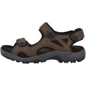 ecco Offroad Herren klassische Sandale Braun Schuhe, Größe:45