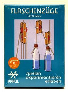 Flaschenzüge Experimentierkasten