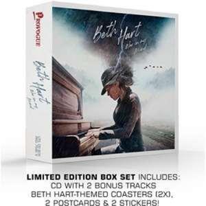 Beth Hart - War In My Mind (Limited Edition) (Boxset) -   - (CD / Titel: A-G)