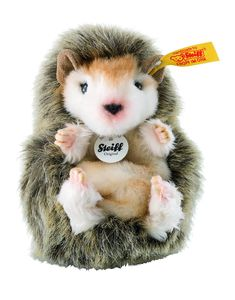 Steiff 070587 Joggi Baby-Igel | 10 cm Stofftier Plüschtier Kuscheltier