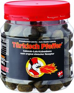 Trimex Türkisch Pfeffer Salmiak-Lakritzbonbons 1 Kg