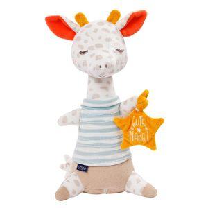Fehn Nachtlicht Gute Nacht Giraffe Glow-in-the-dark Schlummerlicht 27 cm