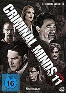 Criminal Minds Staffel 11 [DVD]