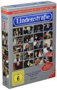 Lindenstraße Staffel 1 -   - (DVD Video / Sonstige / unsortiert)