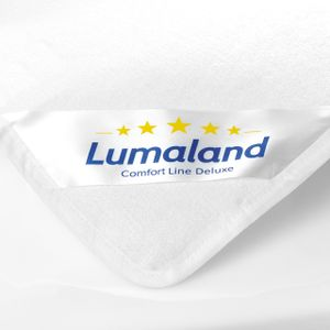 Lumaland Filzschoner für Lattenrost Matratzenunterlage Matratzenschoner 90 x 200 cm