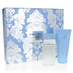 Dolce & Gabbana Light Blue Geschenken 25ml EDT + 50ml Body Cream