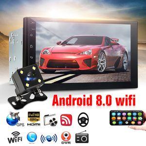 "iMars Meco 7"" MP5 Player Auto GPS Navigationsgeräte für Android 8.0 WIFI FM Rückfahrkamera Navigation 16GB"