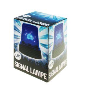 Signallampe blau, Blaulicht