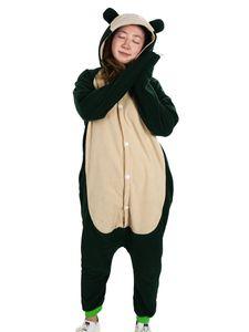 Kigurumi Pyjama von Relaxo für Erwachsene I Snorlax Kostüm I Größe: M