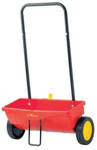 WOLF-Garten 542-9000 Streuwagen WE 330, rot/schwarz