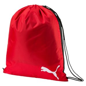 PUMA Pro Training II Gym Sack Sporttasche Rot-Schwarz, Größe:OneSize