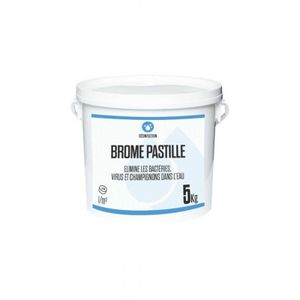 Brom - Tablette 20g
