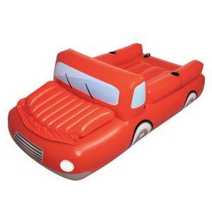 """Bestway Bestway  Schwimminsel """"Big Red Truck"""" 280 x 149 cm"""