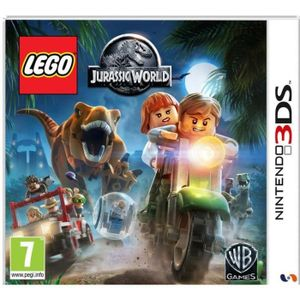Lego Jurassic World 3DS  [FR IMPORT]