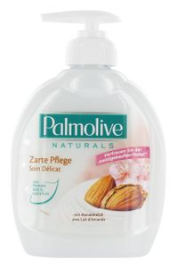 Palmolive Naturals Zarte Pflege Mandelmilch Flüssigseife (300 ml)