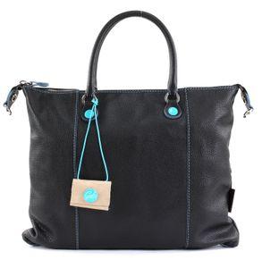Gabs Damen Handtasche Transformable G3 Tg. M Ruga schwarz
