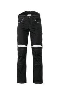 Größe 52 Herren Planam Durawork Bundhose schwarz grau Modell 2910
