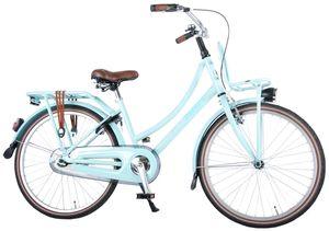 Volare Kinderfahrräder Mädchen Excellent 24 Zoll 37 cm Mädchen Rücktrittbremse Türkis