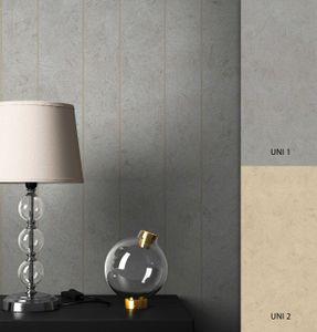 Streifentapete  Grau   Modern Landhaus  Streifen   Tobe Muster