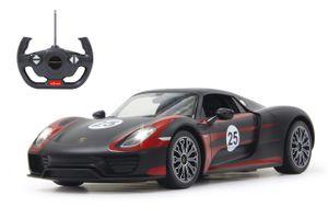 Porsche 918 Spyder Race 1:14 schwarz 40MHz inkl. Akku