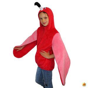Kinder Kostüm Flamingo Hoodie Tier Pullover, Größe:116