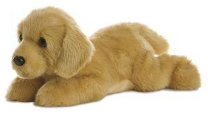 Aurora kuscheltier Mini Flopsie Goldie Labrador Fuchs 30 cm