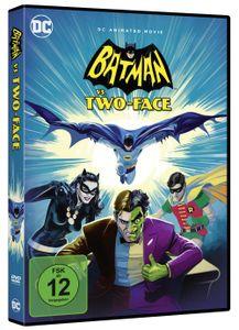 DVD Batman vs. Two-Face