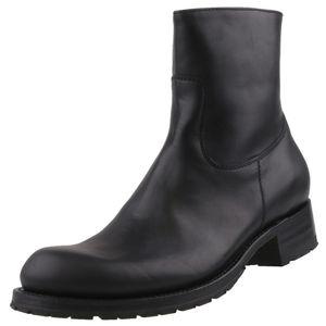 Sendra Herren Stiefel 9491 Schwarz, Schuhgröße:EUR 42
