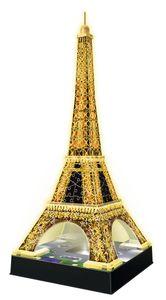 Ravensburger 3D puzzle Eiffelturm bei Nacht