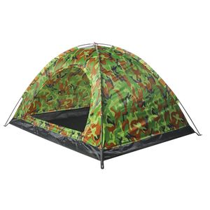 2 Personen Camping Outdoor Zelt Wurfzelt Familienzelt Kuppelzelt Wasserdicht
