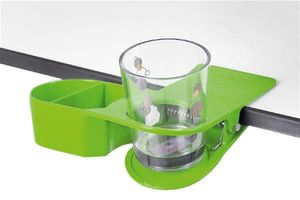Becherhalter / Getränkehalter Brunner Drinkmaster grün
