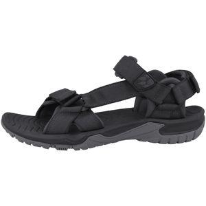 Jack Wolfskin Sandale schwarz 40,5