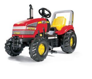 rolly toys X-Trac Trettraktor, Maße: 119x57x75 cm; 03 555 7