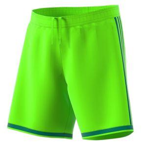 adidas Regista 18 Short kurze Hose, Größe:L, Farbe:Grün