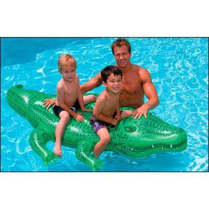 Intex 58562NP Reittier Krokodil 203 cm