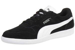 PUMA Trainer Cat Herren Low Sneaker Schwarz Schuhe, Größe:43