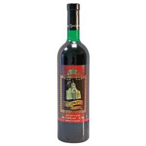"""""""Zarskoje Kagor"""" Moldawischer Rotwein, lieblich, 11.5% Vol. 750 ml"""