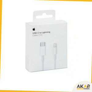Original Apple USB‑C zu Lightning Ladekabel (1m) für iPhone 11-12 Pro Max mini