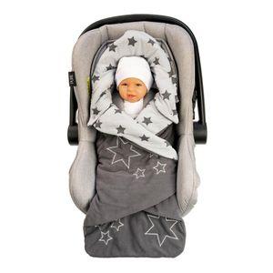Einschlagdecke Babyschale für Frühling Sommer Herbst