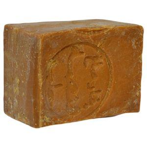 Original Aleppo Seife 90/10, 170g - 90% Olivenöl 10% Lorbeeröl, Seife hergestellt in Aleppo - für normale Haut