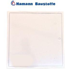 Upmann Revisionstür SOFTLINE mit Vierkantverschluss 400 x 400