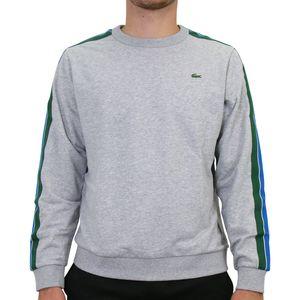Lacoste Sport Sweatshirt Herren Sonstige Pullover Hellgrau (SH1556 H62) Größe: L