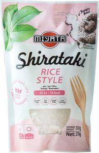 MIYATA - Shirataki Konjak Reisform ATG  200g Rice Style