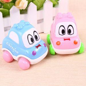 Mini Karikatur Auto Fahrzeug Spielzeug Kinder Spielzeug