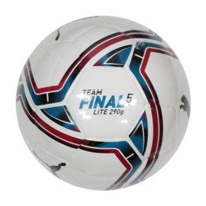 Puma TeamFINAL 21 Lite Ball 290g Fußball 083313 (Weiß 01)