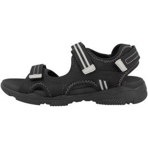 Geox Sandale schwarz 40