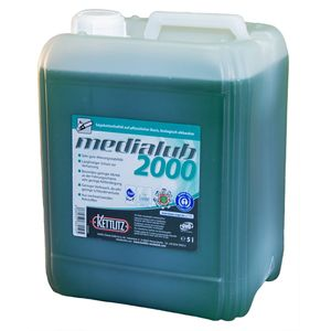 "KETTLITZ-Medialub 2000Kettenöl - 5 Liter Kanister ""Blauer Engel"" nach RAL-UZ 178 - KWF"